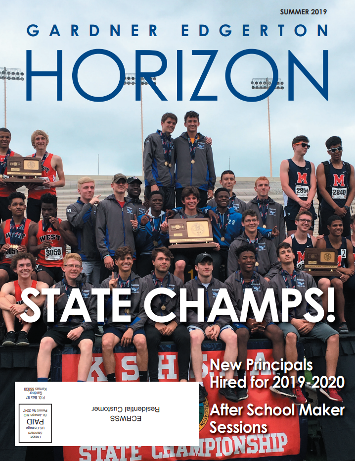 State Champs, New Administration, New Programs and MORE!