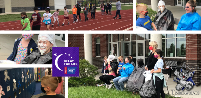 Grand Star Elementary Hosts Relay for Life