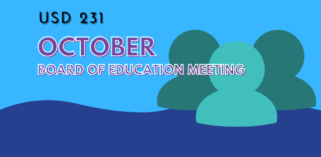 October Board of Education Meeting