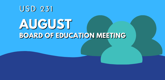 August Board of Education Meeting