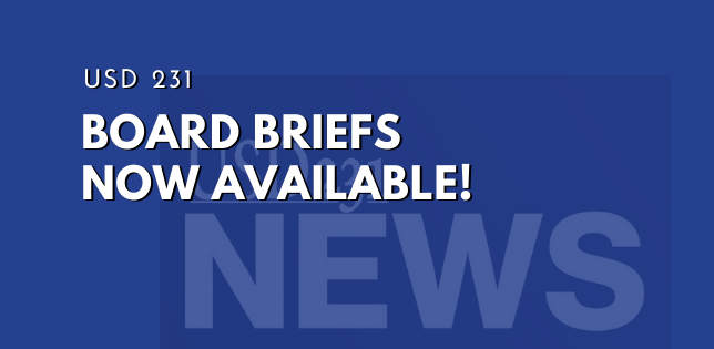 Board Briefs Now Available
