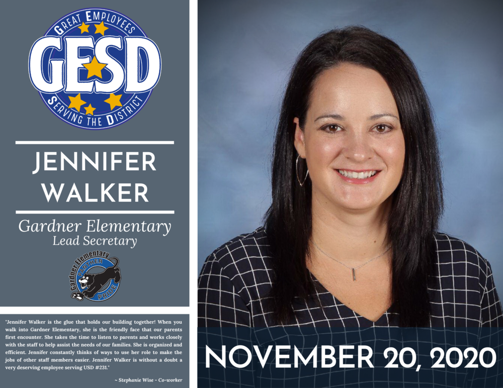GESD Recognition (November 20, 2020)
