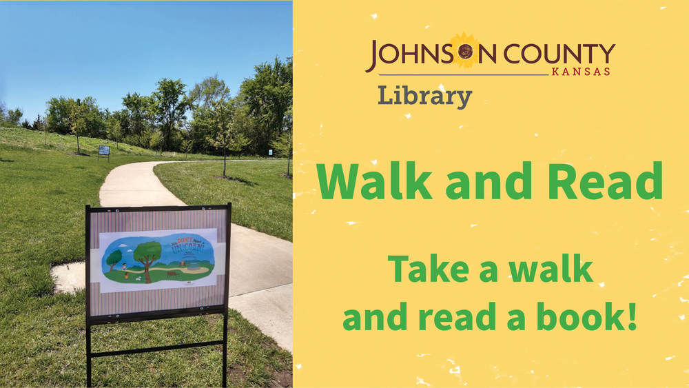 Walk and Read with the JoCo Library