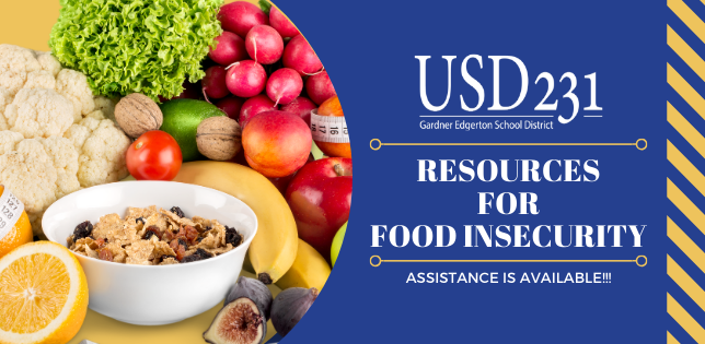Resources for Food Insecurity
