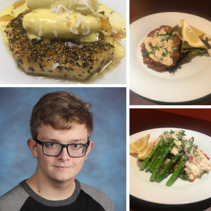 GEHS Senior Wins State Culinary Competition