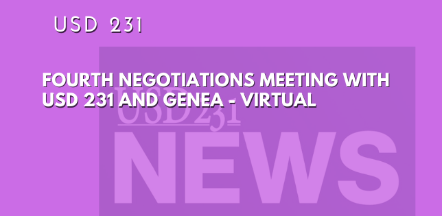 Fourth Negotiations Meeting Live Stream