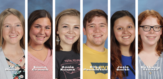 Arts Council of Johnson County Announces 2021 Shooting Starts Scholarship Nominees