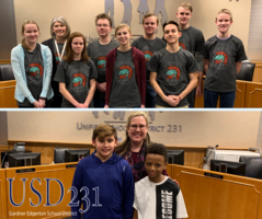 January 2020 USD 231 Board of Education Meeting