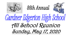 Gardner Edgerton High School All School Reunion