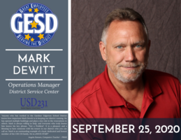GESD Recognition - September 25, 2020
