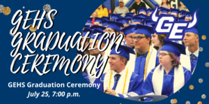 GEHS Graduation Live Stream