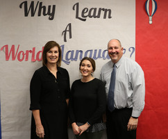 GEHS Teacher, Katey Foley, Wins Horizon Award