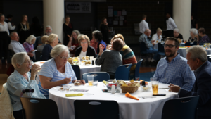 Senior Citizen Luncheon set for October 23, 2019