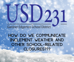 How Do We Communicate Weather and School-Related Closures??