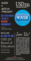 So You Want to Be A Board Member?!