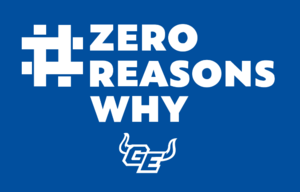 GE Zero Reasons Why Store is OPEN!
