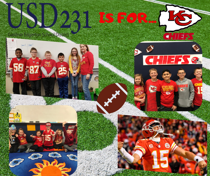 Usd 231 and Chiefs