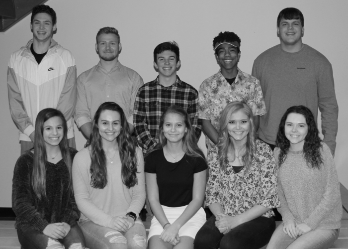 2019 Winter Royalty Candidates