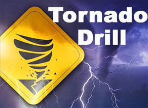 MLE Tornado Drill Announcement