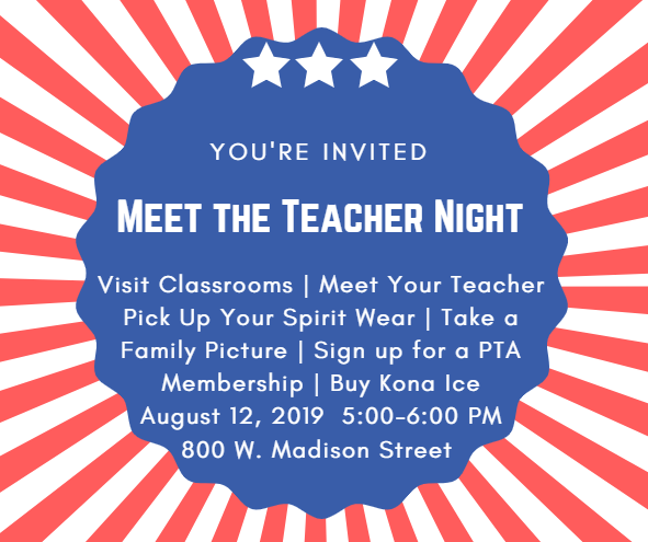 Meet the Teacher Night
