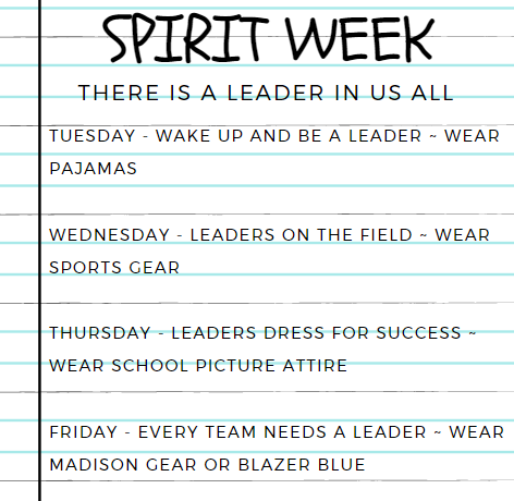 leadership week