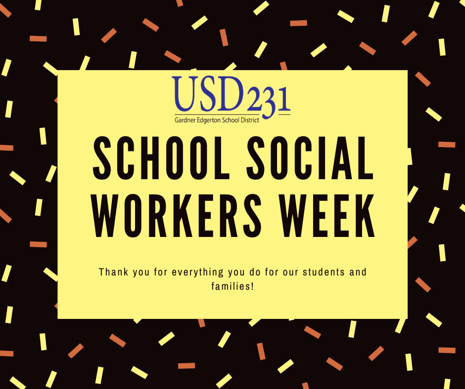 School Social Workers Week